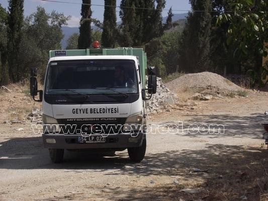 Geyve Belediyesi Cop 2