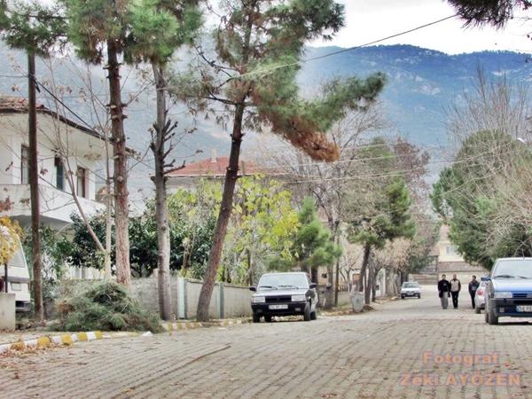 Cumhuriyet Mah Okul Sokak