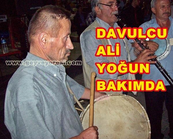 Geyve'li Davulcu Ali Tan 1
