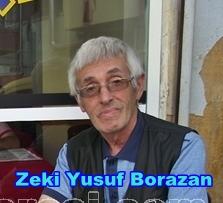 Zeki Yusuf Borazan