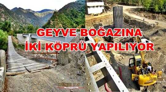 Geyve Bogazi iki Kopru 1