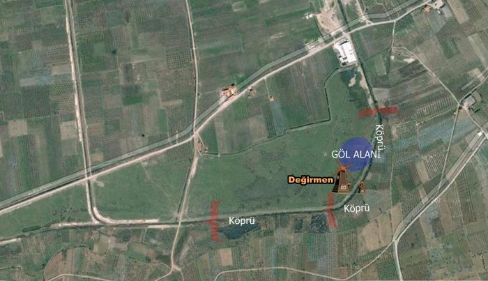 Geyve Kanal Kroki